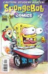 Spongebob Comics #2