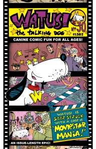 Watusi #30 cover art