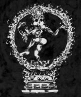 Cover artwork, V. 3, no. 1. Ink drawing, 1992.